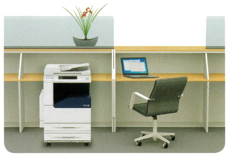 富士フイルムビジネスイノベーション Docucentre V-C2263