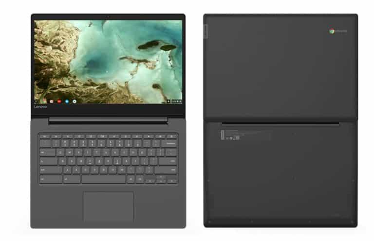 Lenovo chromebook S330の画像