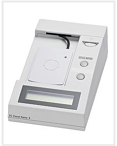 カード認証機